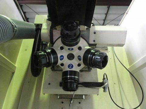 【Sold out】4軸タレットセンタ HAL-V104の写真02