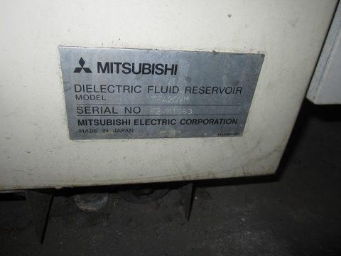 【Sold out】ワイヤー放電加工機/三菱電機/FA20VM/2003年の写真06