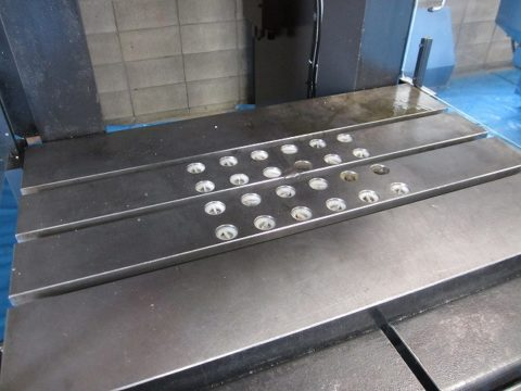 【Sold Out】【中古機械】アマダ / 110tプレス機 / TP110-EX / 2012年の写真02