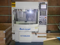 【Sold out】立型マシニングセンター(BT30) / キタムラ /MYCENTER-0 / 2000年の写真02