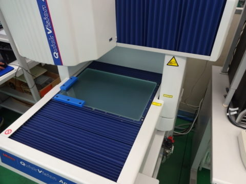 【Sold out】CNC画像測定器 / ミツトヨ / QVH-APEX302-PRO / 2008の写真02