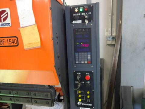 【Sold out】油圧ミニベンダー/富士機工/MBF-1540/2008年の写真02