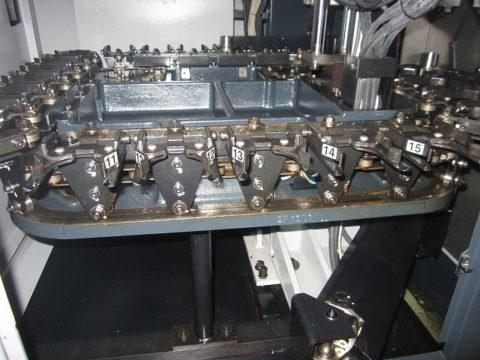 【Sold out】立形マシニングセンター(HSK63)/ マキノ / V-33 / 2005年の写真05