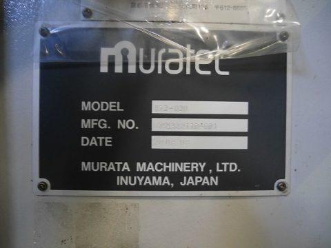 【Sold out】タレットパンチングプレス/ 村田機械 / MOTORUM2544/ 2006年式の写真06