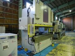 【Sold out】スリーポイント油圧式プレスブレーキ / 村田機械 / 3P-110-25 / 2008年式の写真02