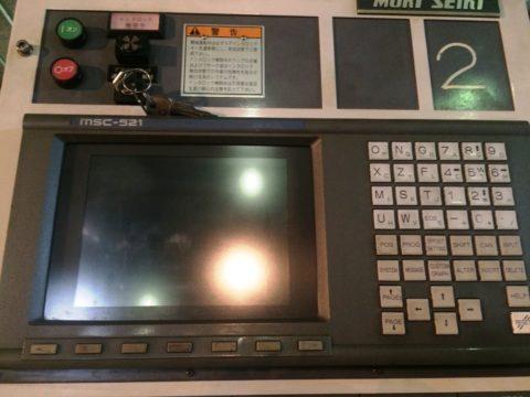 【Sold out】CNC旋盤/DMG森精機/CL-15/1996年 の写真05