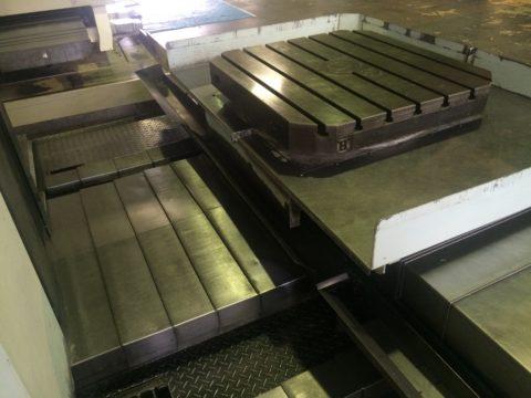 【Sold out】テーブル型CNC横中ぐりフライス盤/クラキ/KBM-11X/2001年の写真04