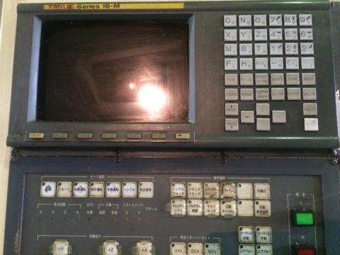 【Sold out】立型マシニングセンター(BT50)/MILLAC852V/オークマ/1997の写真02