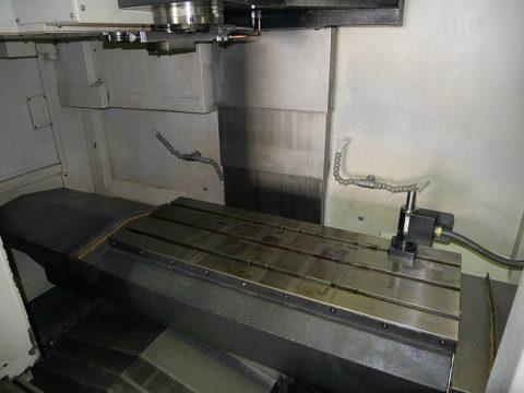 【Sold out】立型マシニングセンター/ヤマザキマザック/VCN-410B-Ⅱ/2008年の写真04