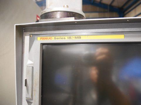 【Sold out】立型マシニングセンター(BT50)/FV1565S/ジェイテクト /2008年の写真09