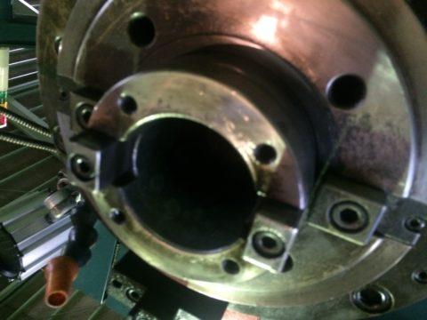 【Sold out】テーブル型CNC横中ぐりフライス盤/クラキ/KBM-11X/2001年の写真03