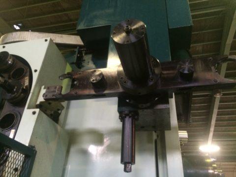 【Sold out】テーブル型CNC横中ぐりフライス盤/クラキ/KBM-11X/2001年の写真05
