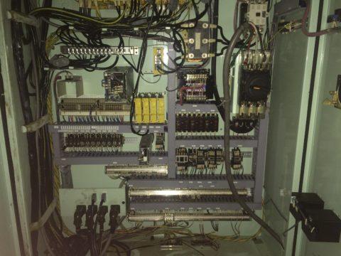 【Sold out】テーブル型CNC横中ぐりフライス盤/クラキ/KBM-11X/2001年の写真06