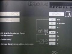 立型マシニングセンター(BT40)/ DMC V64 Linear /日本DMG / 2004年の写真07