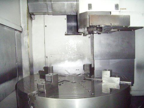 【売切れ(SOLD OUT)】【中古機械】 NC立旋盤/VTM-100/オークマ/2009の写真02