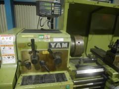 【中古機械】 汎用旋盤/CL48125/YAM/1998の写真02