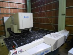 【Sold out】タレットパンチングプレス/ 村田機械 / MOTORUM2544/ 2006年式の写真02