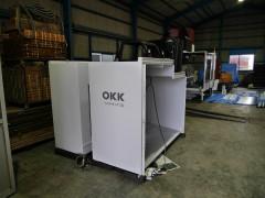 【Sold out】立型マシニングセンター(BT50) / OKK /VM7Ⅲ/ 2005年の写真04