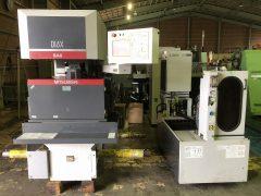 【中古機械】 ワイヤーカット放電加工機/三菱電気/BA8/2011年製の写真02