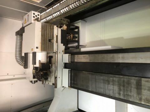 【Sold out】【売却済】CNC炭酸ガスレーザー加工機/マザック/SPACE GEAR U44/2005年の写真04