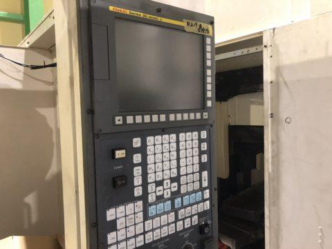 【売却済み Sold Out】【中古機械】 ファナック / ロボドリル / α-T21iE / 2008の写真02
