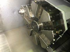【中古機械】マザック/CNC旋盤/QTN-150N/2005の写真05