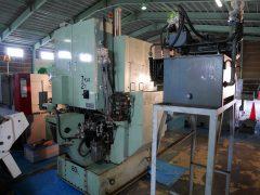 【中古機械】ブローチ盤/1トン500-ST/サンテック/2006年の写真08