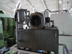 【中古機械】ブローチ盤/1トン500-ST/サンテック/2006年の写真07