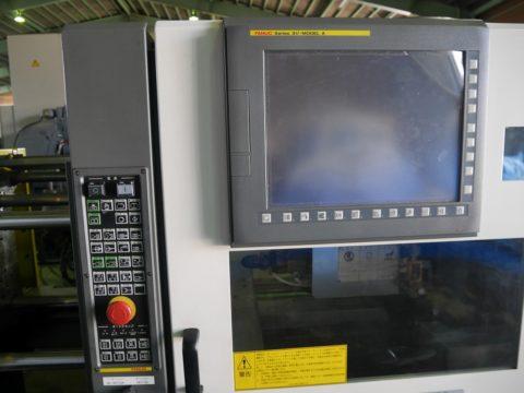 【売約済み】【Sold Out】【中古機械】30B成形機/ROBOSHOT S-2000i/ファナック/2007年製の写真02