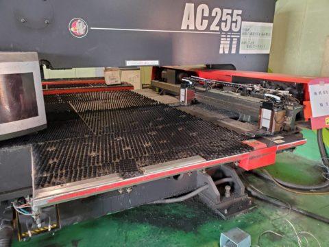 【売却済み Sold Out】【中古機械案内】アマダ/タレパン/AC255NT/2008の写真04