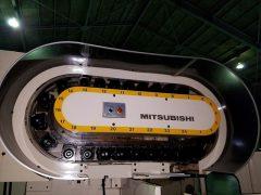【中古機械案内】立型マシニングセンター/ 三菱重工/M-F60B/1990の写真03