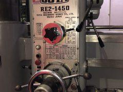 【中古機械案内】ラジアルボール盤/大矢/RE2-1450の写真05