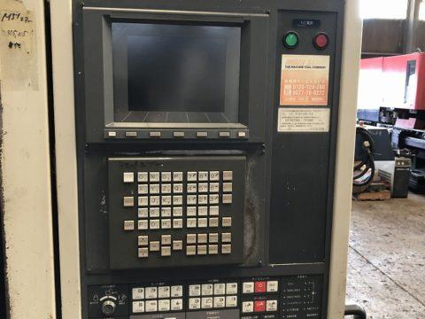 【中古機械案内】立型マシニングセンター/森精機/SV-500/40/1997の写真05
