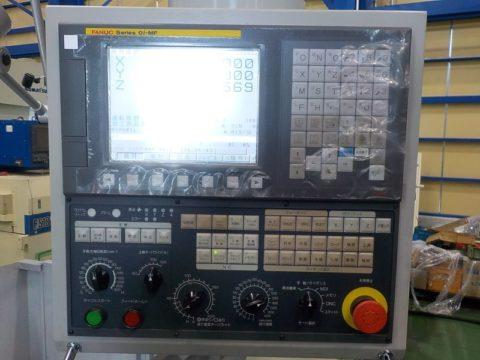 【Sold Out】【売切れ】【中古機械】NCフライス盤/山崎技研/YZ-400SG ATC/2018年式の写真06