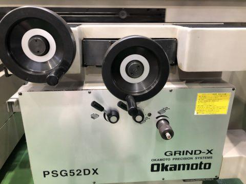 【中古機械】平面研削盤 / 岡本工作機械製作所 /PSG-52DX / 2014年の写真05