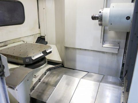 【売却済み Sold Out】横型マシニングセンター/マザック/HCN-5000Ⅱ/2006の写真04