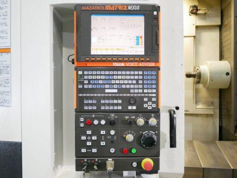 【売却済み Sold Out】横型マシニングセンター/マザック/HCN-5000Ⅱ/2006の写真02