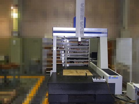 【商談中】【中古機械案内】三次元測定機/東京精密/SVA1215A-C6/2004の写真02