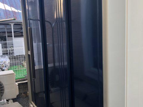 【完売】中型物置/ND-2215/タクボ物置/2019年設置の写真08