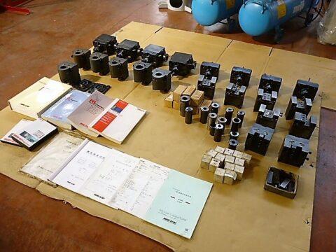 【売却済み Sold Out】【中古工作機械】NC旋盤/森精機/NL-2500MC/700/2007年の写真08