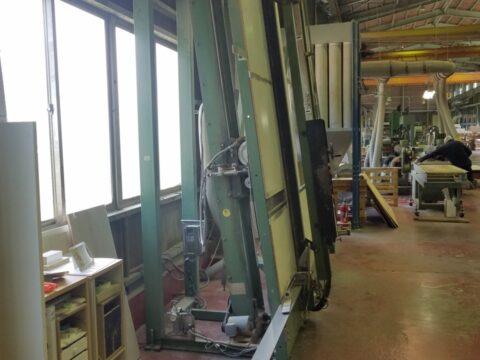 【中古木工機械】パネルソー(10尺)/シンクス/SZⅢの写真03