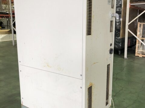 【中古機械案内】7.5kWスクリューコンプレッサー/日立/SRL-7.5DMA6/2013の写真05