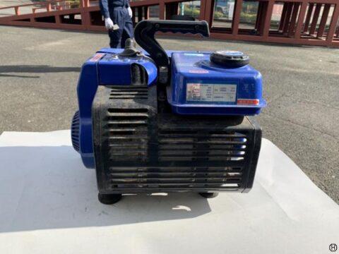 【売却済み Sold Out】【中古機械案内】ポータブル発電機/スズキ/SX650Rの写真02