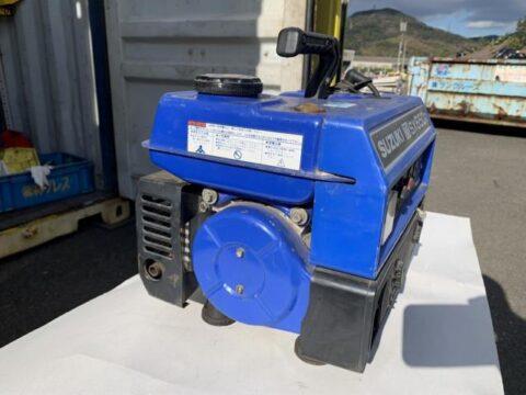 【売却済み Sold Out】【中古機械案内】ポータブル発電機/スズキ/SX650Rの写真03