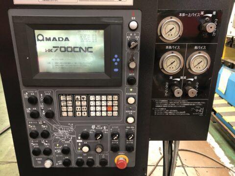 【中古機械案内】バンドソー/アマダ/HK700CNC/2000の写真03
