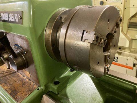 【中古機械】6尺旋盤 /森精機/MS-850/ 2020年OH機の写真03