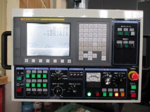 【中古機械案内】NCフライス/静岡鐵工/VHR-AN/2018OH機の写真04