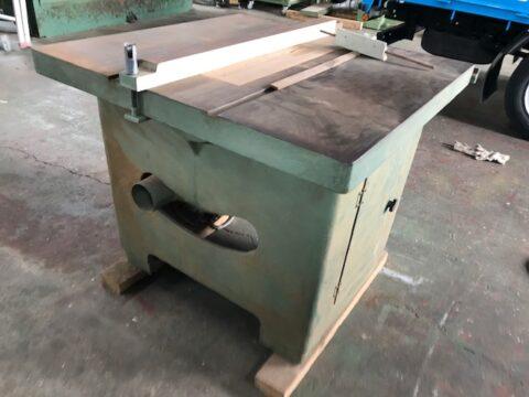 【中古木工機械】軸傾斜盤/東海製作/NSJ-16の写真02