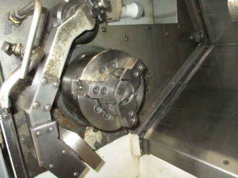 【中古機械案内】NC旋盤/滝澤鐵工/TC-100GL2/2008の写真06