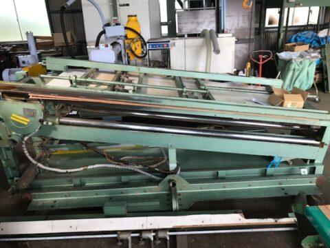 【中古木工機械】8尺パネルソー/田中機械工業/万能パネルソー2500型の写真03